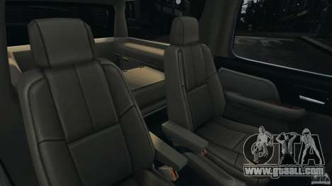 Chevrolet Suburban GMT900 2008 v1.0 for GTA 4 side view
