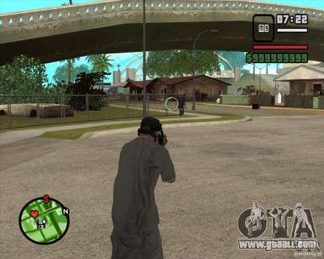GTA IV Target v.1.0 for GTA San Andreas third screenshot