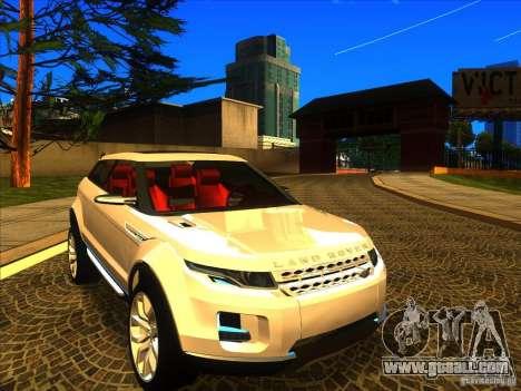 ENBSeries by Fallen for GTA San Andreas