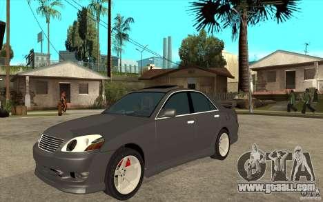 TOYOTA MARK II RY for GTA San Andreas