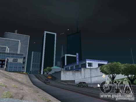 Weather manager for GTA San Andreas seventh screenshot