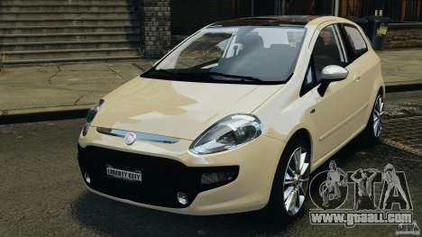 Fiat Punto Evo Sport 2012 v1.0 [RIV] for GTA 4