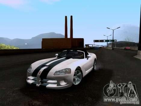 Dodge Viper SRT-10 Custom for GTA San Andreas