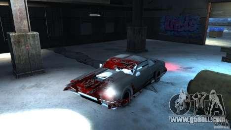 Apocalyptic Mustang Concept (Beta) for GTA 4