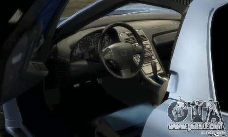 Acura NSX Veilside Fortune v 1.0 for GTA 4 back left view