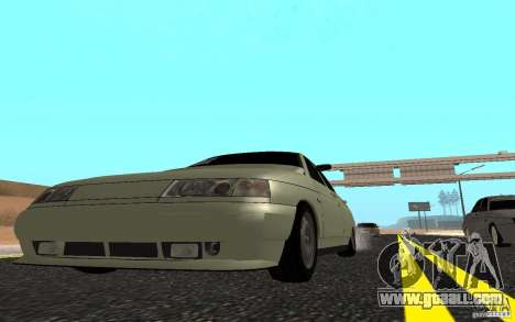 VAZ 2110 Light Tuning for GTA San Andreas right view