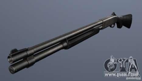 Remington 870 Marine for GTA San Andreas second screenshot