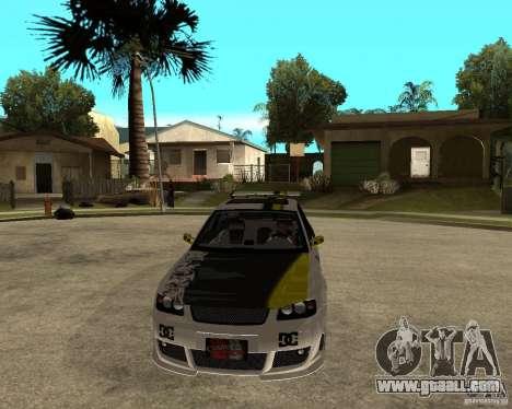 Audi S3 Monster Energy for GTA San Andreas