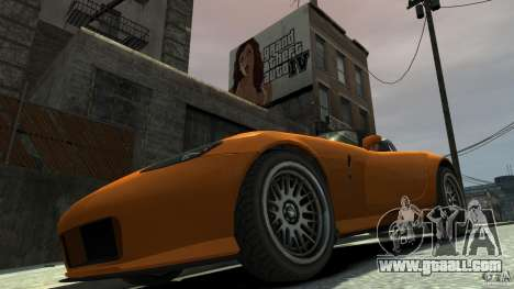 The real Poster Mod for GTA 4
