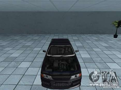 Nissan Skyline R32 Tuned for GTA San Andreas side view