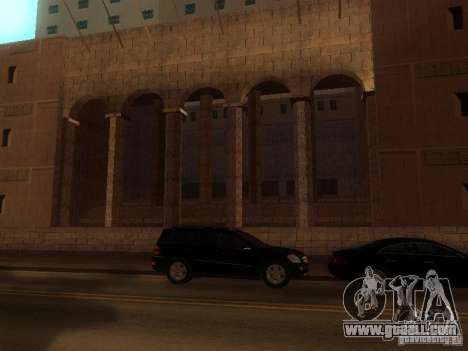 City Hall Los Angeles for GTA San Andreas second screenshot