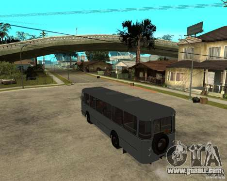 LIAZ 677 for GTA San Andreas