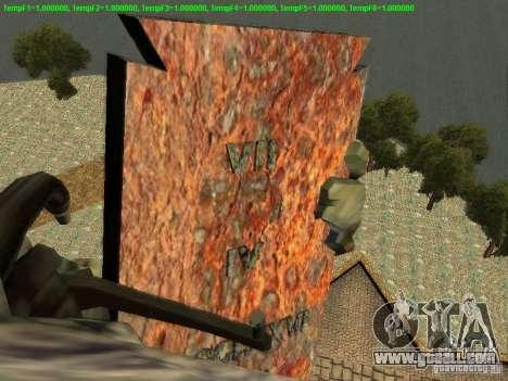 Statue of liberty 2013 for GTA San Andreas eleventh screenshot