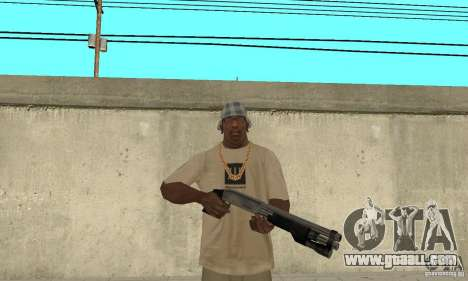 Shotgun u.s. special forces for GTA San Andreas
