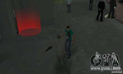 Street fighting v2 for GTA San Andreas third screenshot