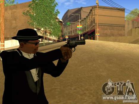 MP 412 for GTA San Andreas third screenshot