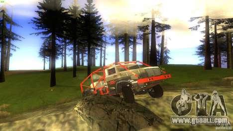 Insane 2 for GTA San Andreas inner view