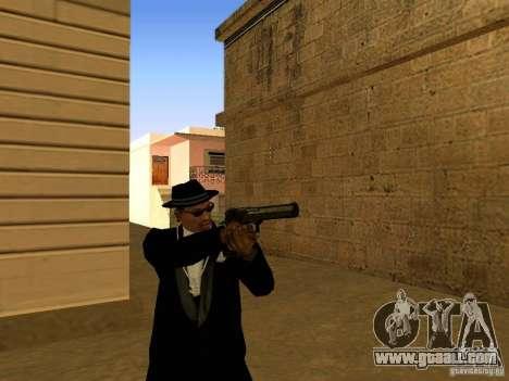 Desert Eagle MW3 for GTA San Andreas