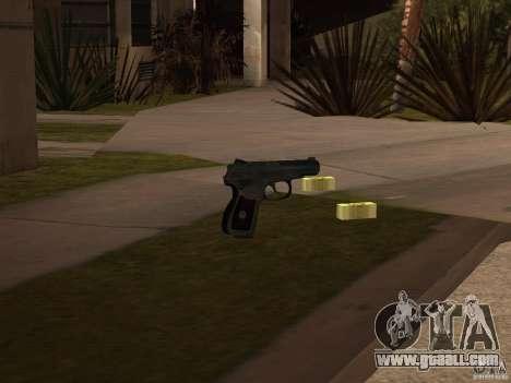 Pak domestic weapons version 3 for GTA San Andreas forth screenshot