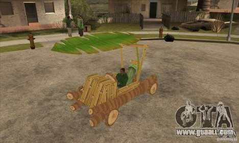 New Police Madagascar for GTA San Andreas