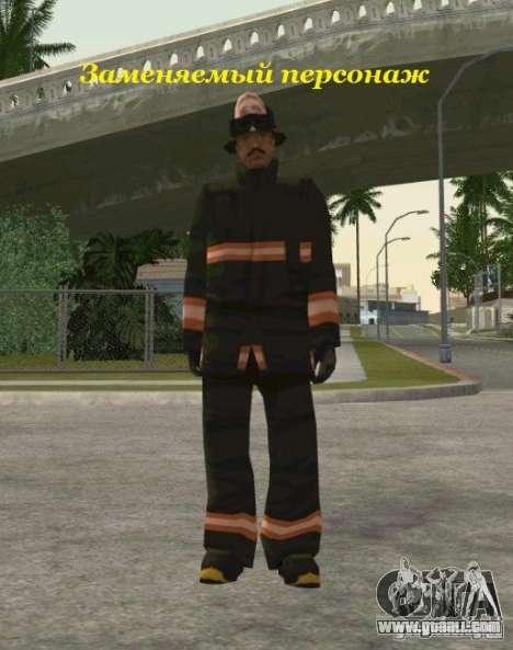 Skins Of S.T.A.L.K.E.R. for GTA San Andreas forth screenshot
