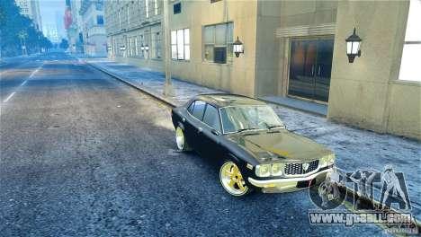 Mazda RX3 for GTA 4 right view