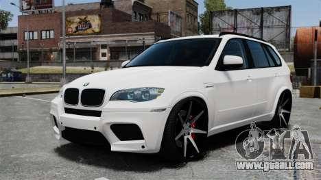 BMW X5M for GTA 4