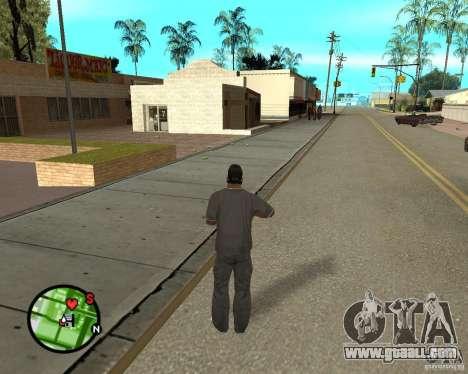 Police On Radar for GTA San Andreas forth screenshot