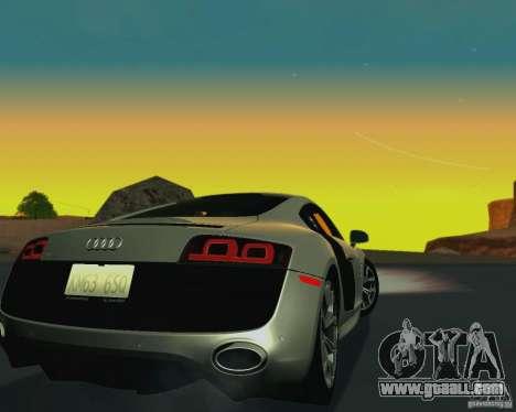ENBSeries by DeEn WiN v2.1 SA-MP for GTA San Andreas third screenshot