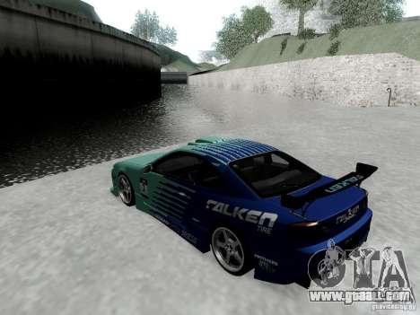 ENBSeries by Shake for GTA San Andreas sixth screenshot