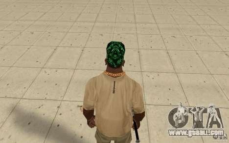 Bandanas matrix for GTA San Andreas third screenshot