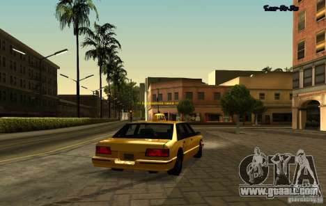 ENB SA: MP for mid-sized laptops for GTA San Andreas