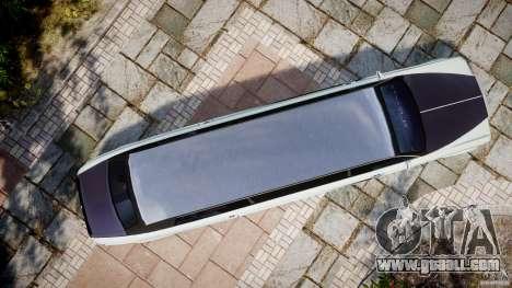 Rolls Royce Phantom Sapphire Limousine Disco for GTA 4 right view