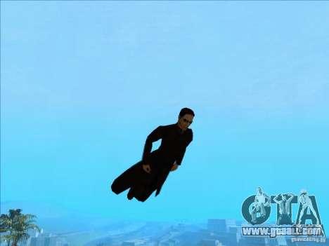 Matrix Skin Pack for GTA San Andreas tenth screenshot