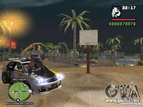 Football Russia for GTA San Andreas forth screenshot