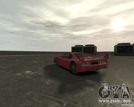 Turismo from GTA SA for GTA 4 back left view