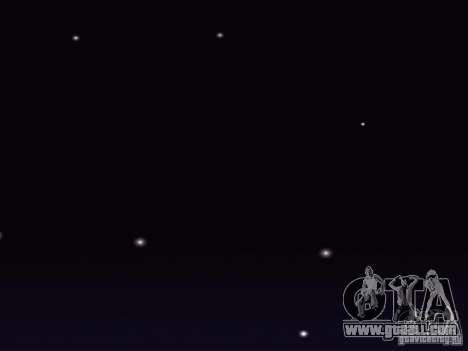 Timecyc - Purple Night v2.1 for GTA San Andreas eleventh screenshot