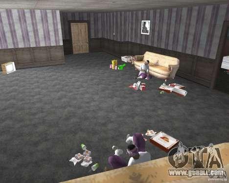 Revitalizing drug den v1.0 for GTA San Andreas third screenshot