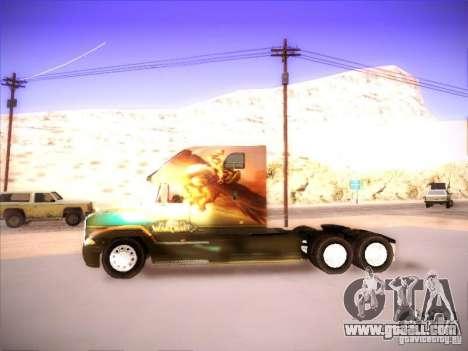 Mack Vision for GTA San Andreas right view