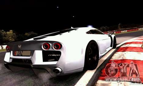Noble M600 2010 V1.0 for GTA San Andreas left view
