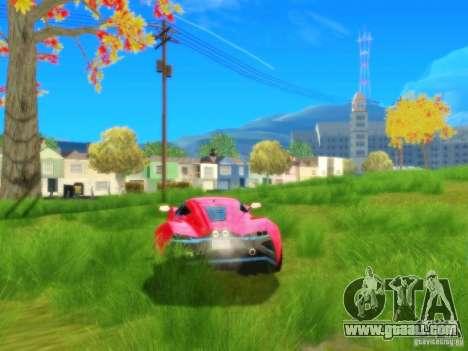 ENBSeries v1.3 for GTA San Andreas fifth screenshot