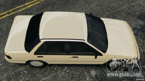 Mercury Tracer 1993 v1.1 for GTA 4 right view