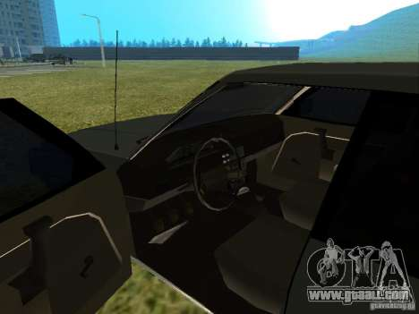 Moskvich 2141-Sviatogor 45 for GTA San Andreas back view