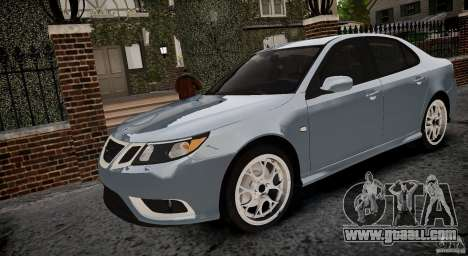 Saab 9-3 Aero X FINAL for GTA 4