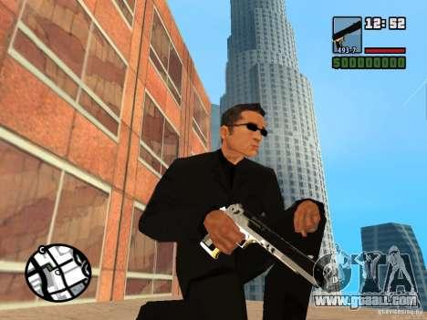Gun Pack by MrWexler666 for GTA San Andreas