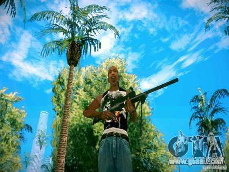 HD Pack weapons for GTA San Andreas second screenshot