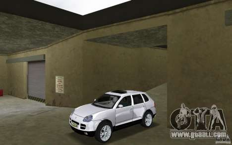 Porsche Cayenne for GTA Vice City