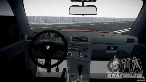 BMW E30 v8 for GTA 4 right view