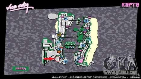 Stunt Dock V1.0 for GTA Vice City seventh screenshot
