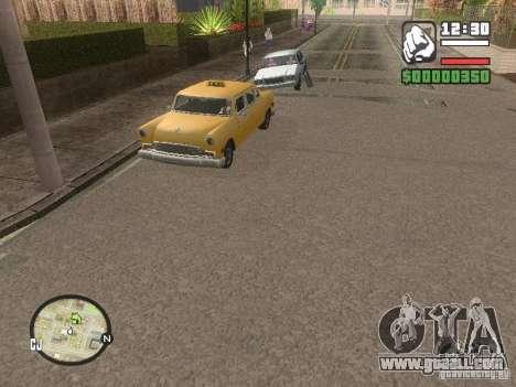 Chement for GTA San Andreas third screenshot